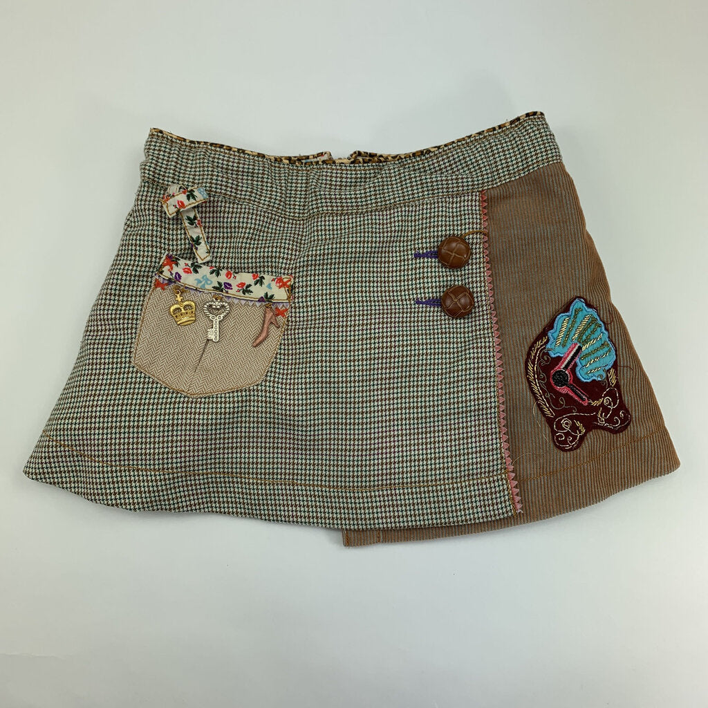 Oilily Skirt Size 4-5