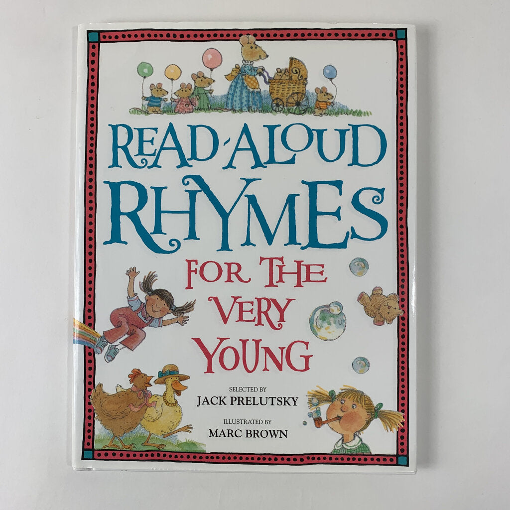 Read-Aloud Rhymes
