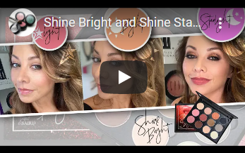 Makeup Tutorial: The Shine Bright Palette - Night Look