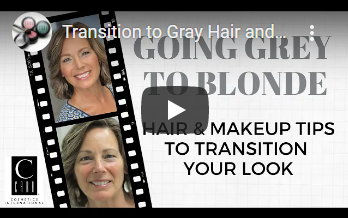 Makeovers: Going Grey to Blonde - Part 2