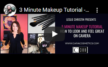 On Camera Tutorial: Tips to Look & Feel Great