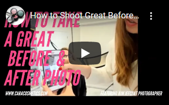 On Camera Tutorials: How to Shoot Great Before & After Photos with Your Phone
