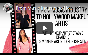 Pro Industry Interviews: From Music Industry to Hollywood Makeup Artist - Stacye Branche