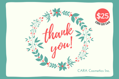 CARA Gift Card - Thank You
