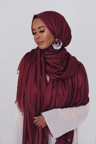 Maroon (Cotton)