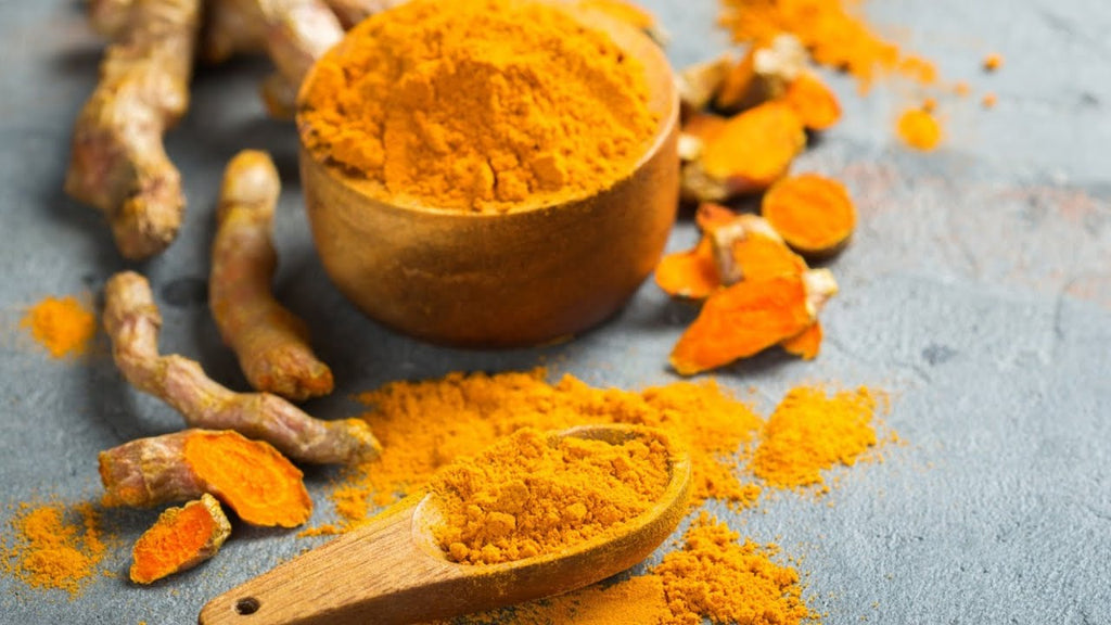 The importance of taking Curcumin