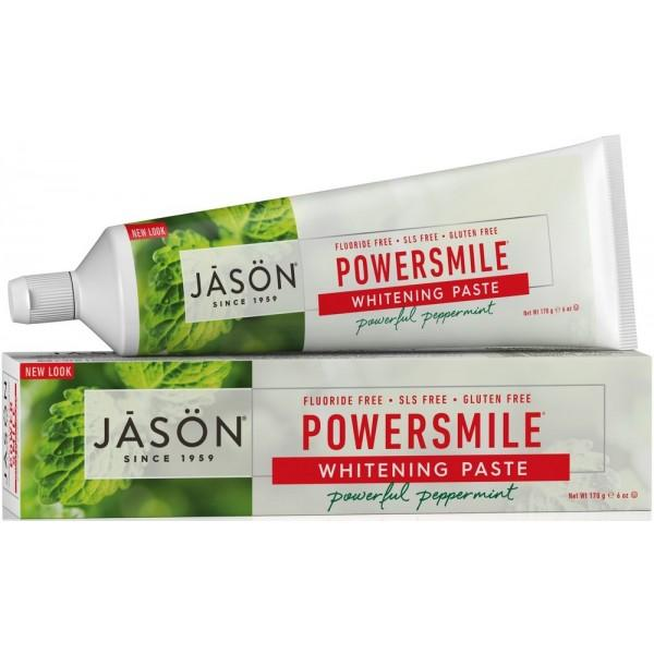 Jason - Powersmile® Whitening Toothpaste - Peppermint