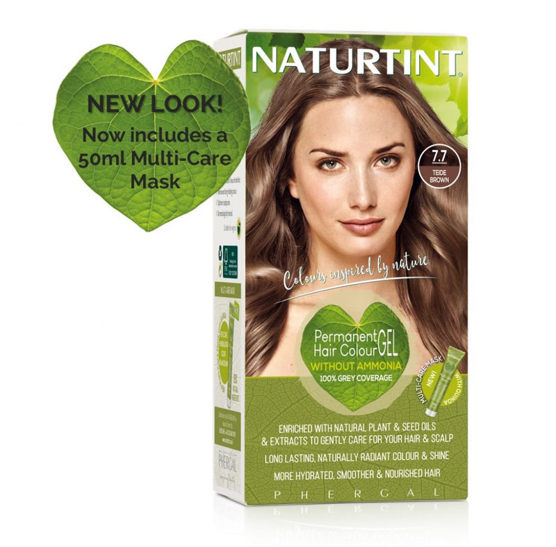 Naturtint Hair Colour - 7.7 Teide Brown 1x135ml