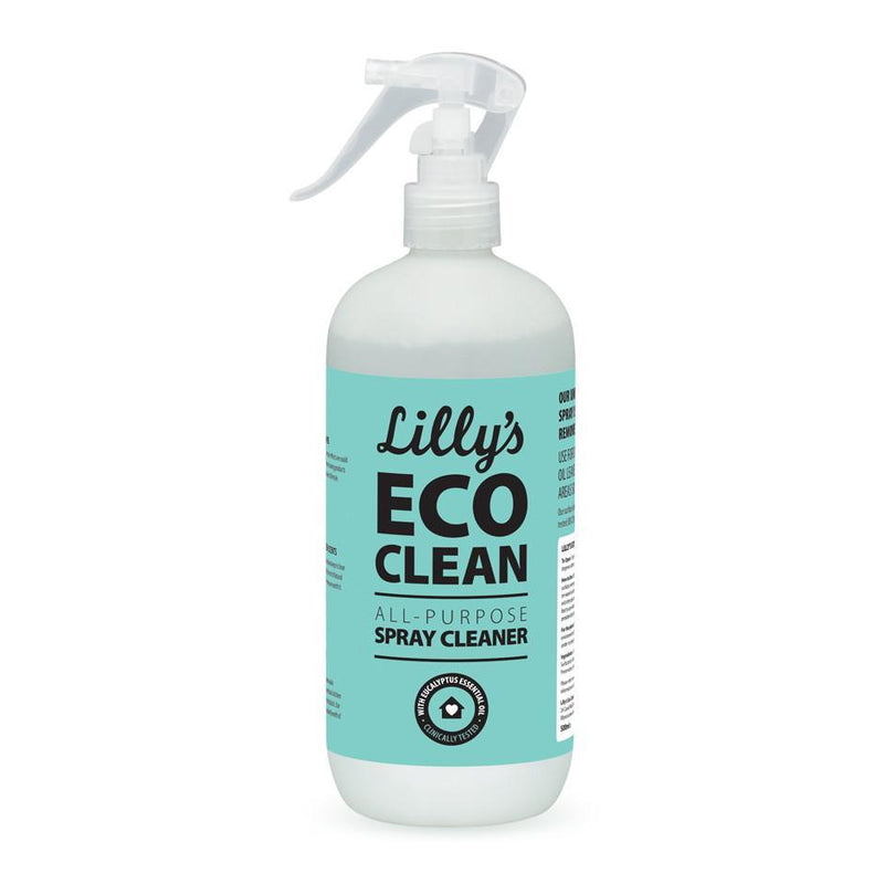 Lillys - ALL-PURPOSE SPRAY CLEANER EUCALYPTUS 6x500ML