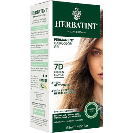 Herbatint Golden Blonde 7D 1x135ml