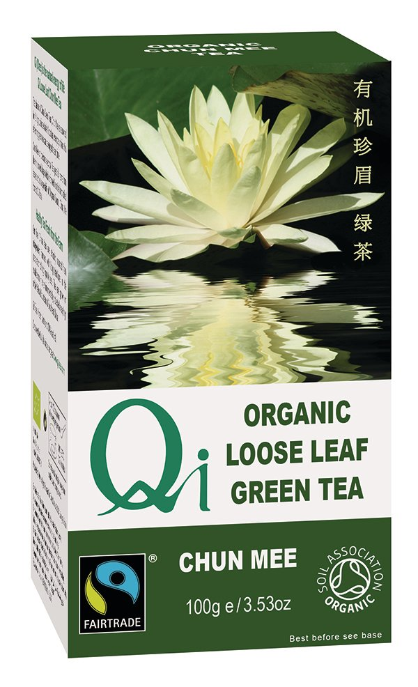 Qi Chun Mee Green Tea Loose FT (Org) 6x100g
