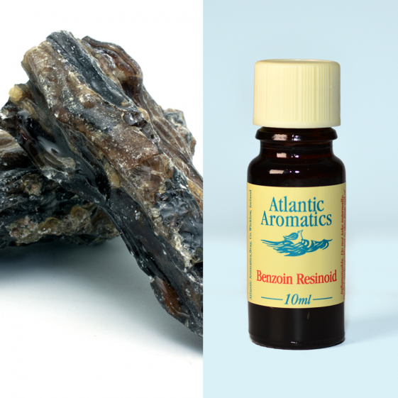 Atlantic Aromatics - Benzoin Resinoid 3x10ml