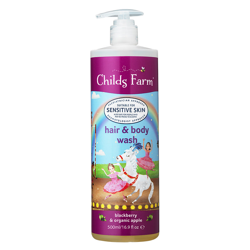 Child Farm Blackberry & Apple Hair & Body 250ml