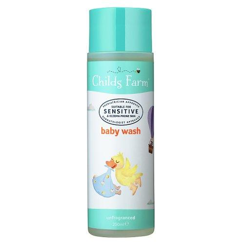 Childs Farm Baby Wash - Fragrance Free 250ml