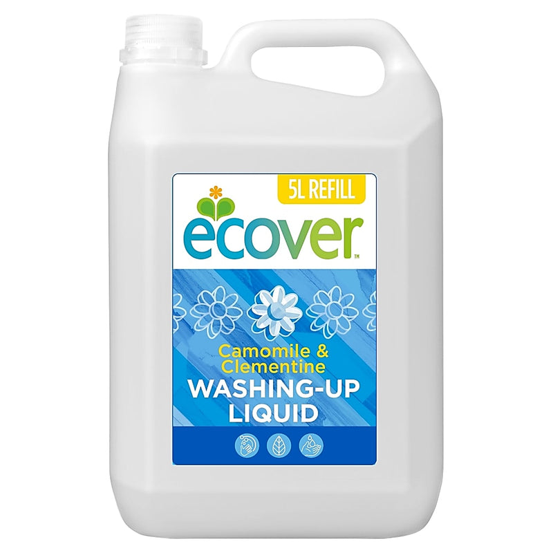 Ecover Washing-up Liquid Camomile & Clementine 1x5L