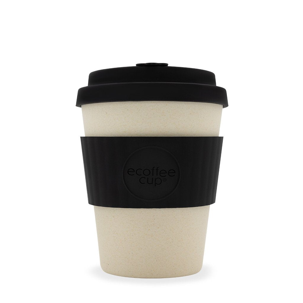 ECoffee Cup - Black Nature - 14oz