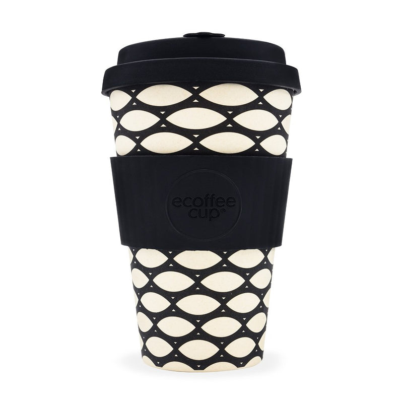 ECoffee Cup - Basketcase Design - 14oz