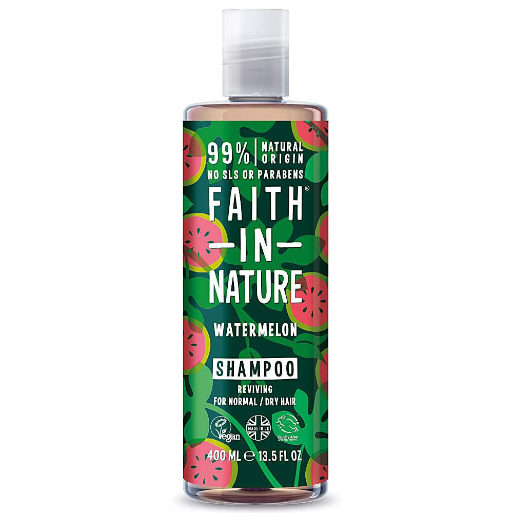 Faith In Nature - Watermelon Shampoo - 400ml