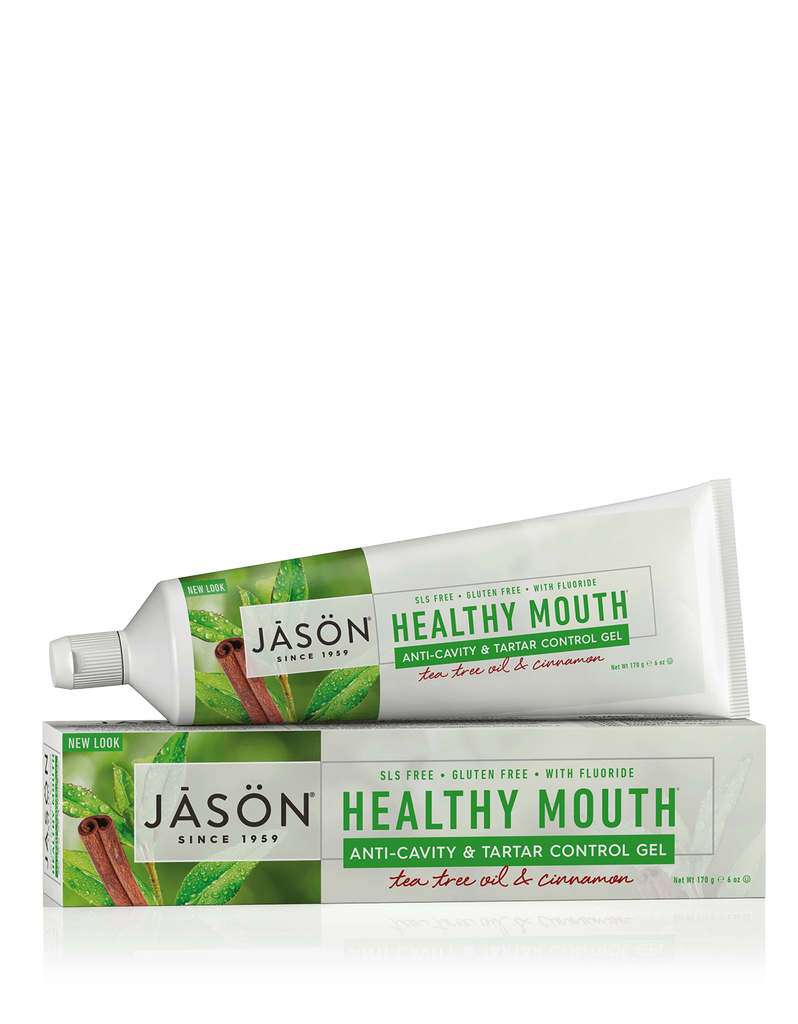 Jason - Healthy Mouth
