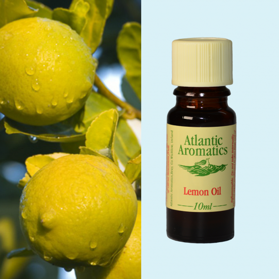 Atlantic Aromatics	Lemon (Org)	3x10ml