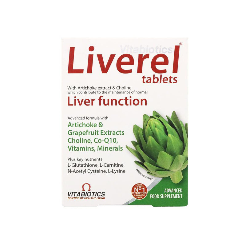 Liverel Tabs 1 x 60 caps