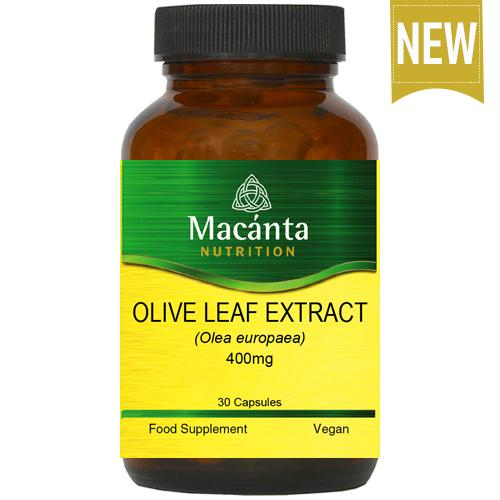Macanta - Olive Leaf Extract capsules