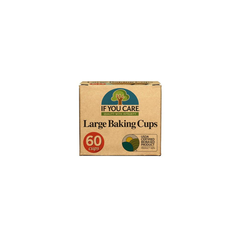 If You Care - Unbleached Baking Cups