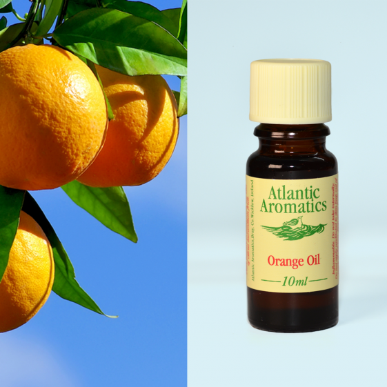 Atlantic Aromatics	Orange (Org)	3x10ml