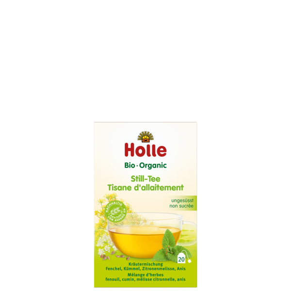 Holle Baby Nursing Tea (Org) 5x30g