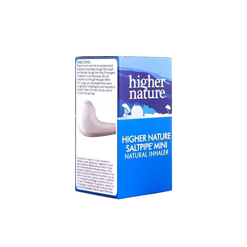 Higher Nature - Saltpipe Natural Respiratory Aid