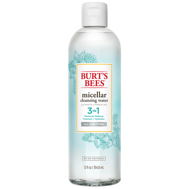 Burts Bees Micella Cleansing Water 350ml 3 Pack