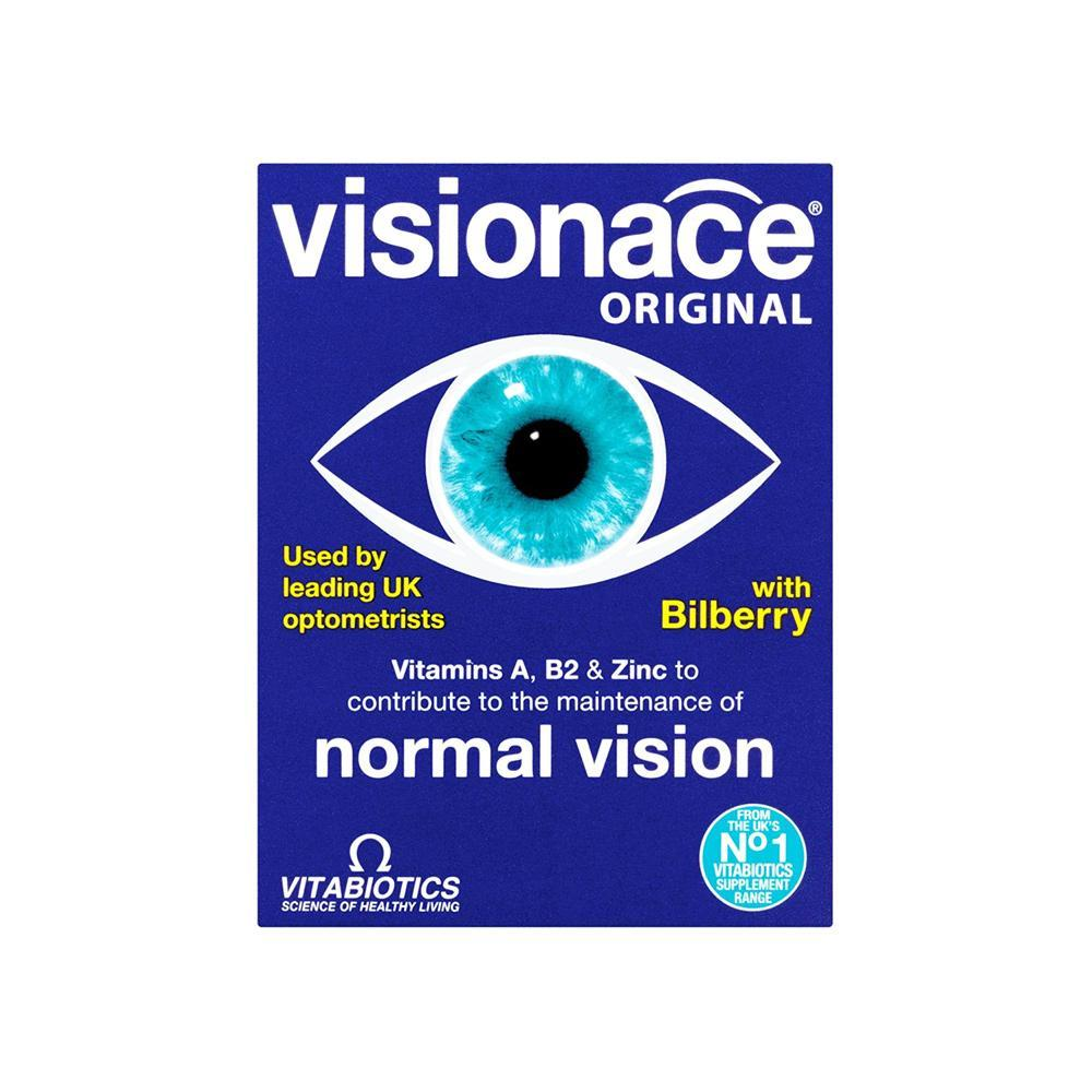Visionace Improved Tablets 1 x 30's single