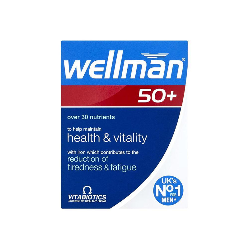 Wellman 50+ Tabs single