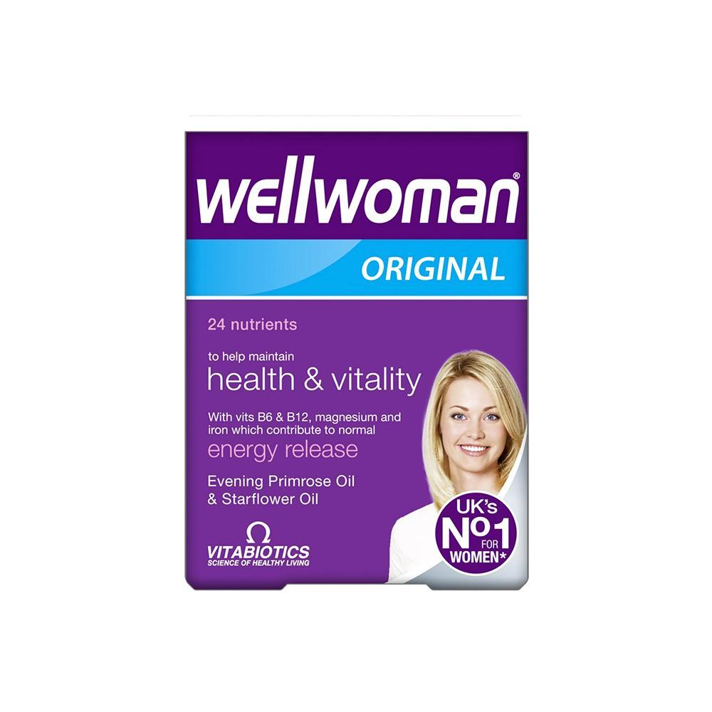 Wellwoman Capsules