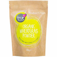 True Natural Goodness - Wheatgrass Powder (Org) 1x200g