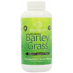 Lifestream - Barley Grass Powder (Org) 1x250g