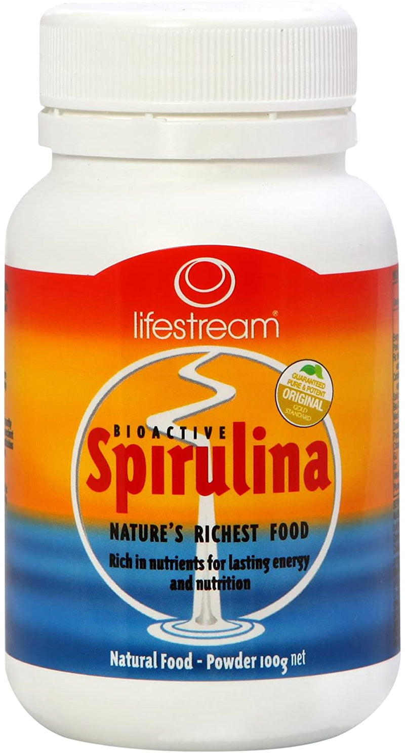 Lifestream - Spirulina Powder 1x100g