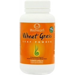 Lifestream - Wheat Grass Powder (Org) 1x250g