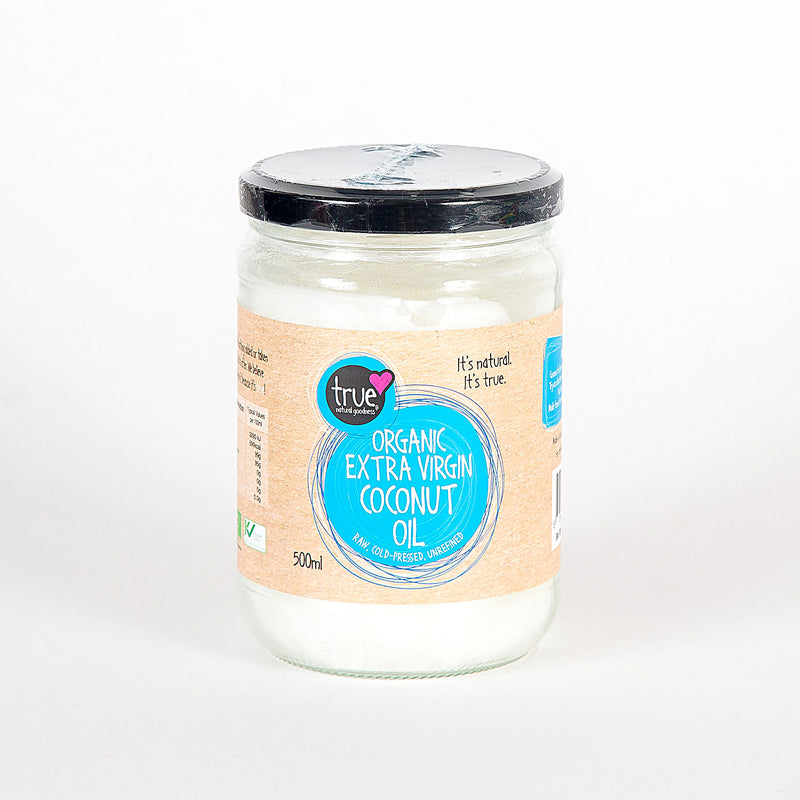 True Natural Goodness Virgin - Coconut Oil (Org) 6x500ml