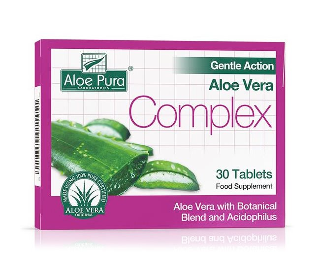Optima - Aloe Vera Joint Complex Tablets 1x30Tabs