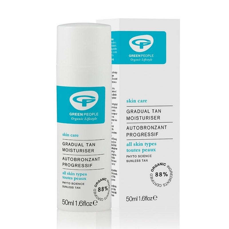 Green People - Gradual Tan 50mL