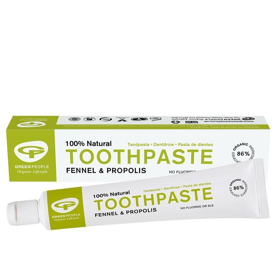Green People - Fennel & Propolis Toothpaste 50mL