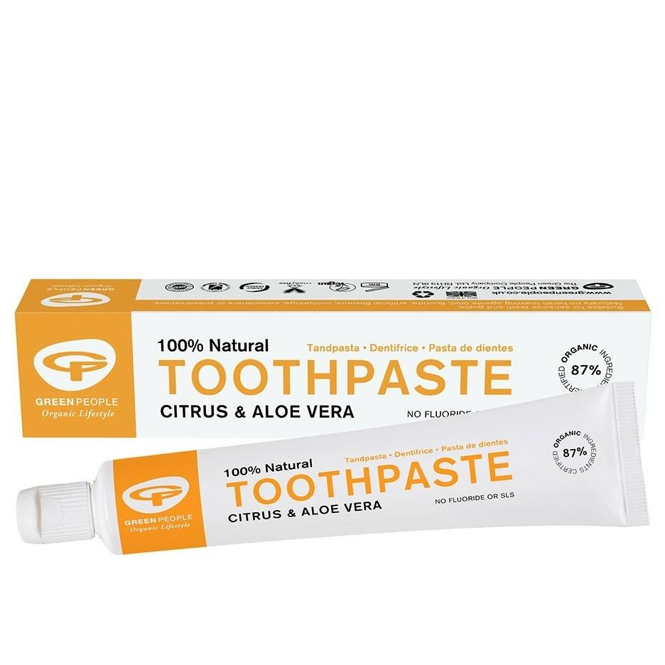 Green People - Citrus Toothpaste 50mL