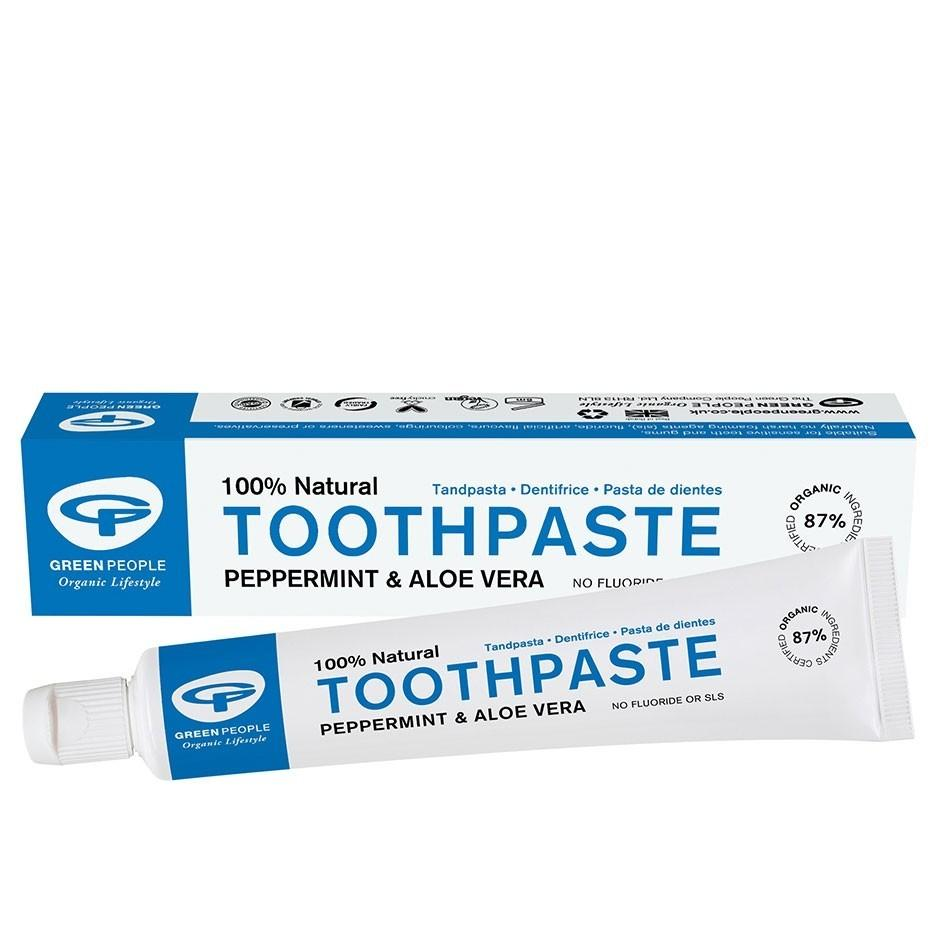Green People - Mint Toothpaste 50mL