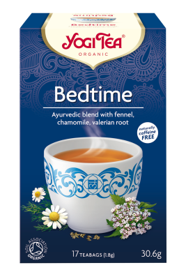 Yogi Tea	Yogi Bed Time Teabags (Org)	6x17Bags