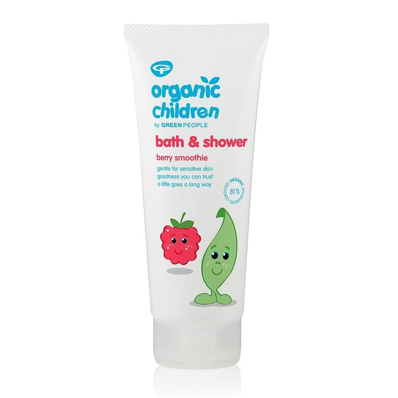 Green People - Bath & Shower Berry Smoothie 200mL