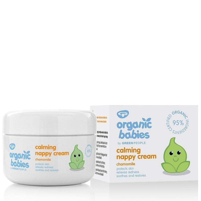Green People - Baby Nappy Cream 50mL