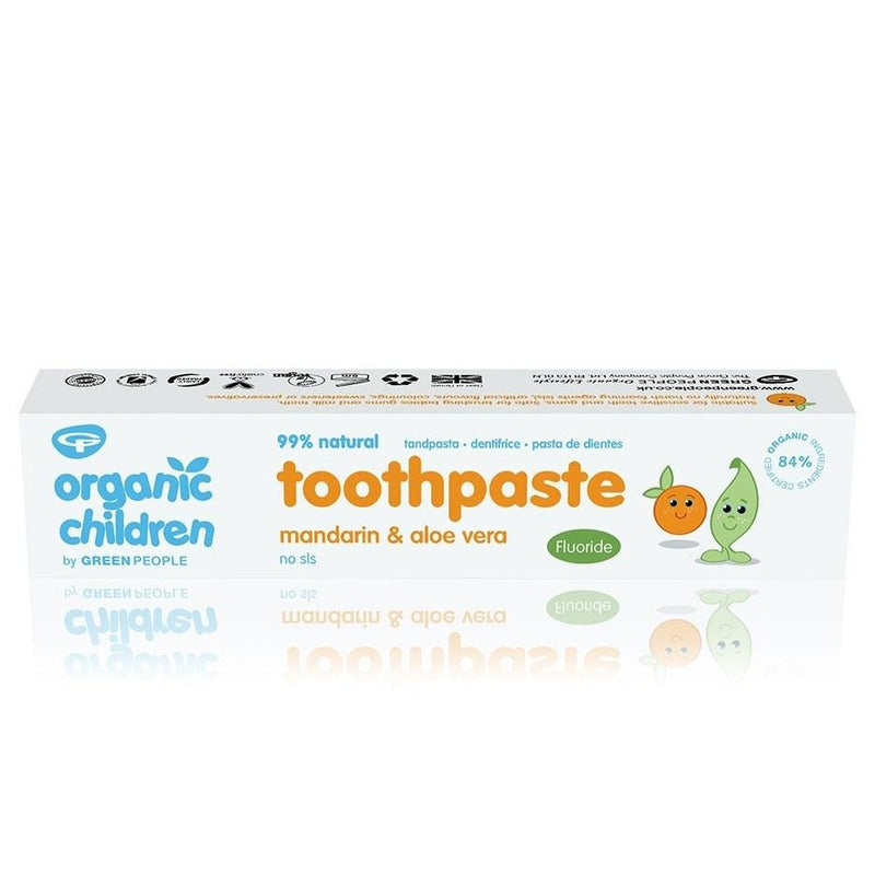 Green People - Mandarin Toothpaste 50 mL
