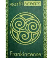 Earthworks Incense Sticks Frankincense 6x10 pieces