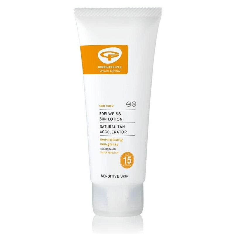Green People - Sun Lotion SPF15 - Travel Size